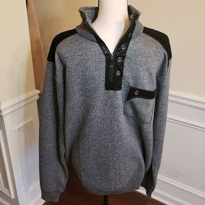True Rock sweater/shirt with zipper size XL